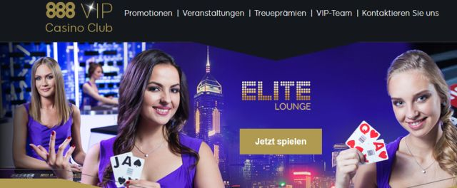 888 Elite Lounge