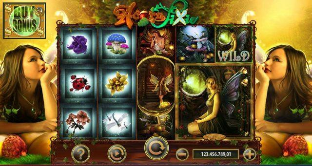 Acorn Pixies Spielautomat