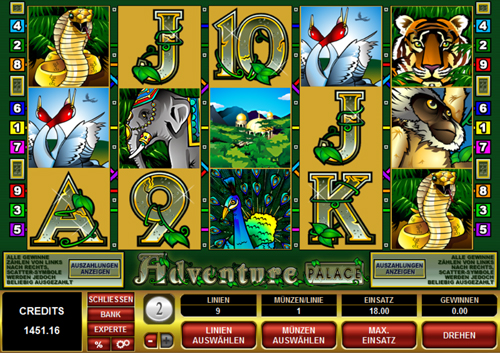 golden palace online casino alle  spiele