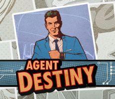 Agent Destiny Slot Logo