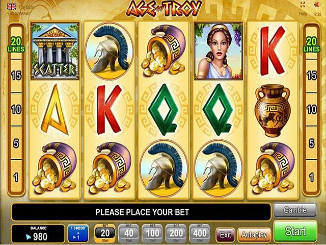 casino online mobile troy age