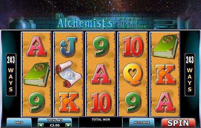 euro casino online alchemist spiel