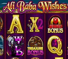 Ali Baba Wishes