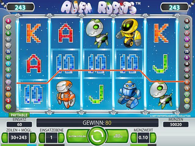 Der Aliens-Slot –Spielen Sie Aliens von NetEnt kostenlos online