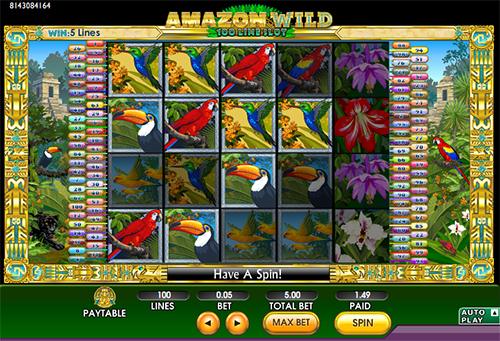 amazon wild slot im 888 online casino