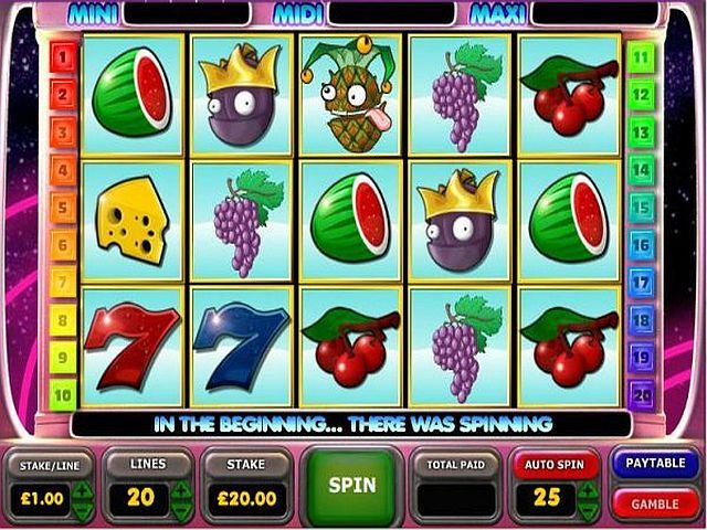online vegas casino spiele fruits