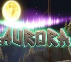 Aurora Slot Logo