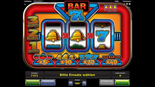 bar-7s novoline spiel