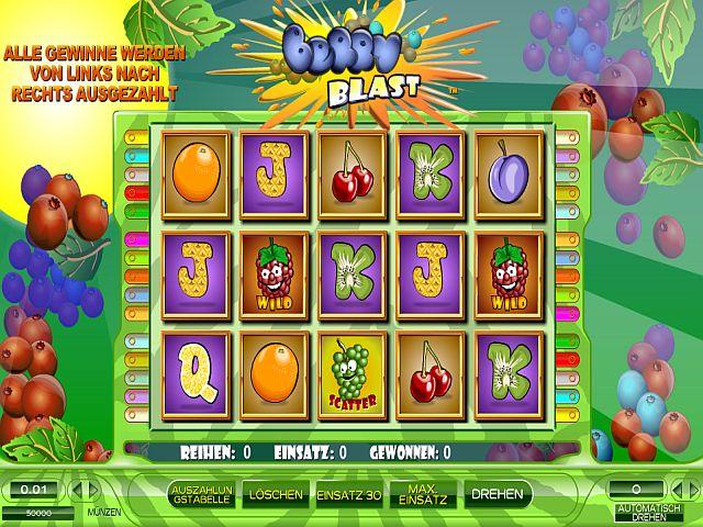 Berry Blast Slot