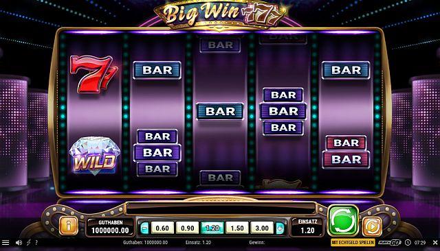 Big Win 777 Vorschau