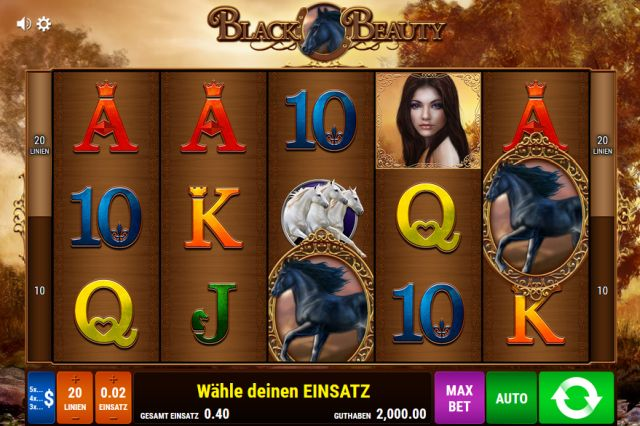 Apr 01, · Black Beauty, developed by the Bally Wulff team is a video casino slot game themed around the 90s movie of the same name.This evocative game can be 5/5(1).