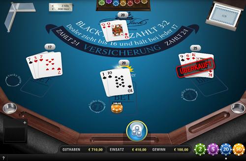 black jack lucky seven casino spiel im sunmaker casino