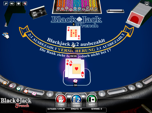 blackjack-french