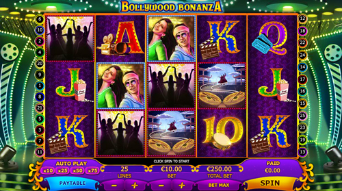 bollywood-bonanza spielautomat