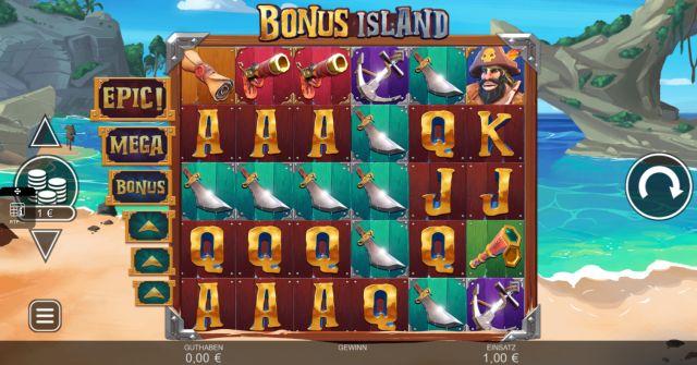 Bonus Island Vorschau
