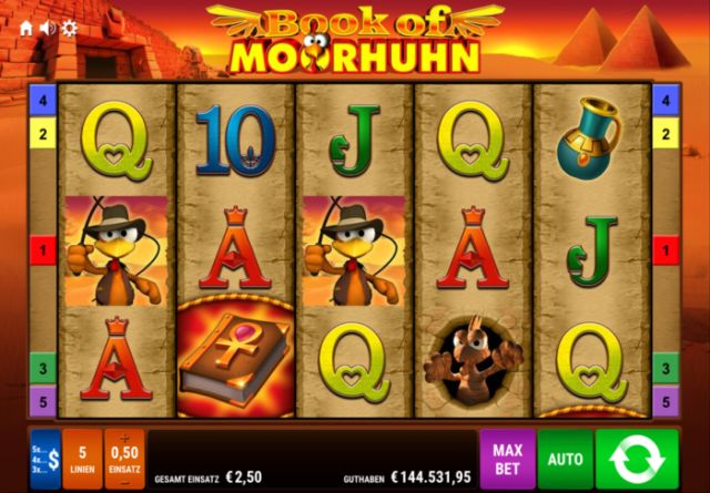 euro casino online 5 bücher book of ra