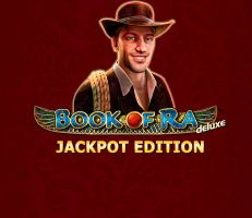 Book of Ra Deluxe Jackpot