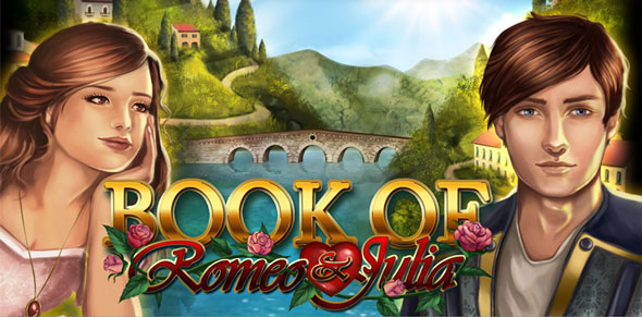 Book of Romeo and Julia Banner
