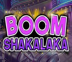 Boom Shakalaka Slot Logo