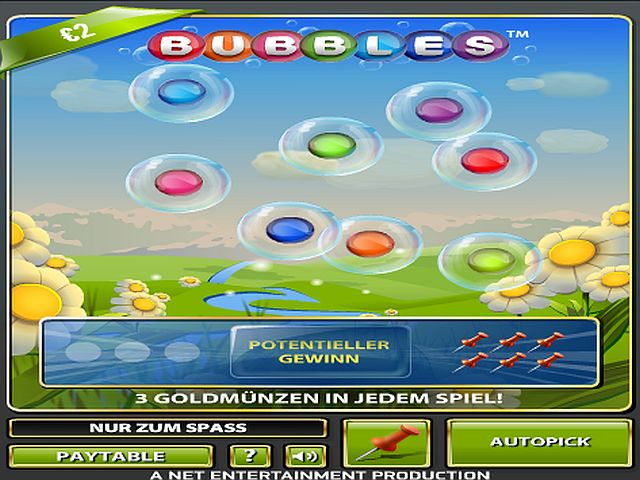 casino online bubbles spielen