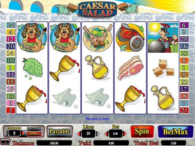 caesars online casino ring spiele