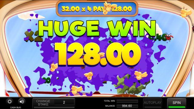 Cash Bug Slot Vorschau