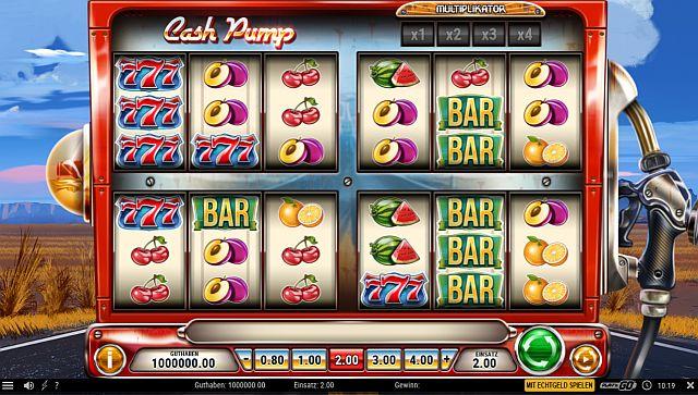 Cash Pump Vorschau