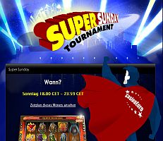 Casino Euro Super Sunday