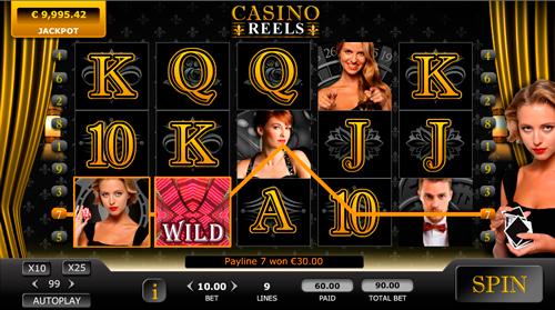 casino-reels online slot