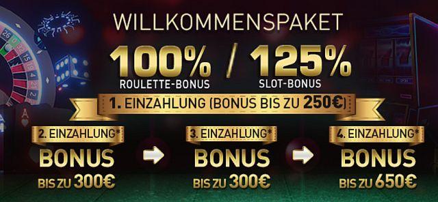 Casino Club Einstieg