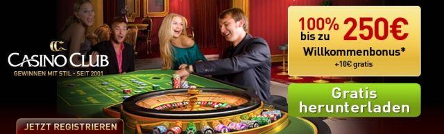 Casino Club Tischlimits