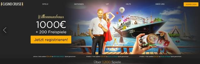 Casino Cruise Startseite