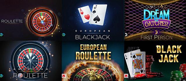 Casino Cruise Tischspiele