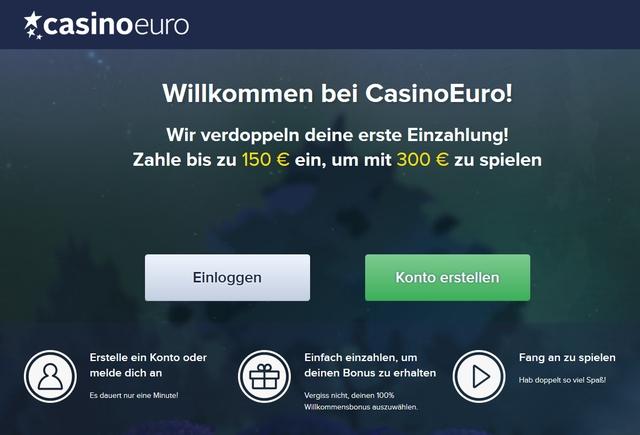Casinoeuro Vorschau Bild