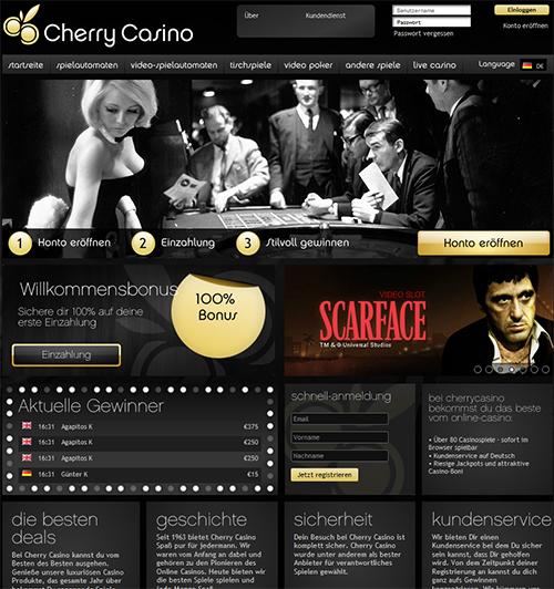 das online casino cherry casino