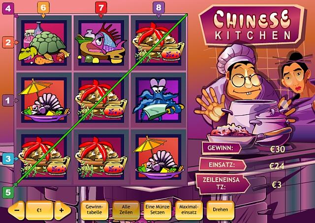 Chinese Kitchen spielen