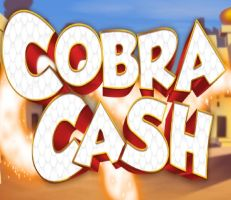 Cobra Cash Slot Logo