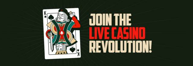 Live Casino bei Codeta