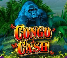 Congo Cash Slot Logo