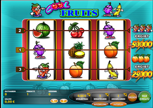 online casino spiele fruits
