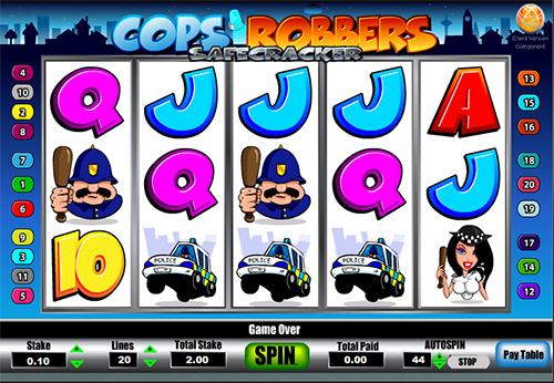 merkur casino online cops and robbers slot