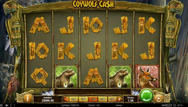 Coywolf Cash Vorschau