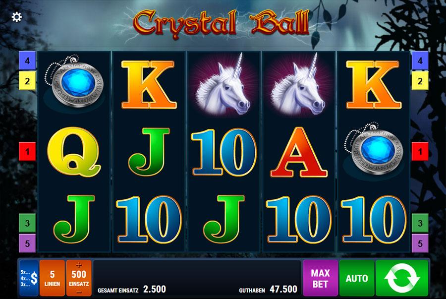 Crystal Ball Online Casino