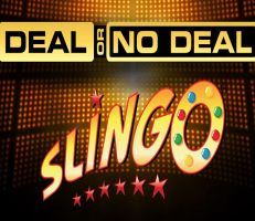 Deal or No Deal Slingo Logo