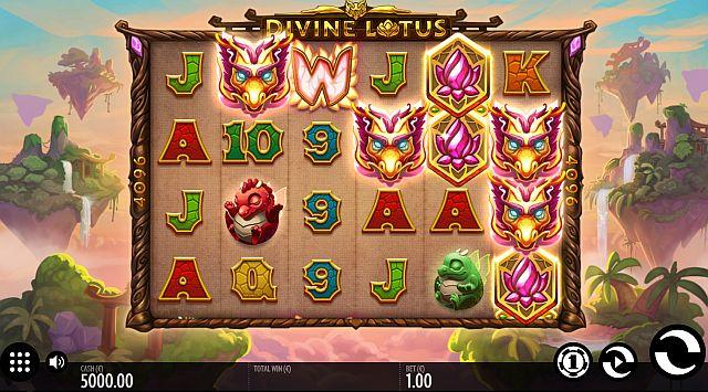 Divine Lotus Slot Vorschau