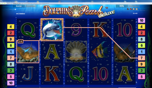 dolphins pearl deluxe slot im gametwist casino