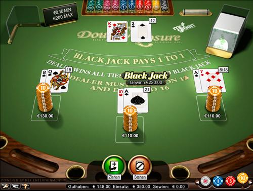 blackjack online casino spiele kostenlös