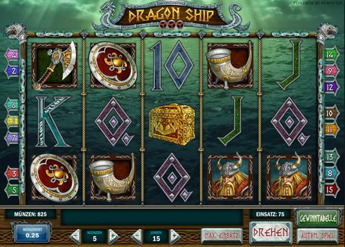 dragon-ship