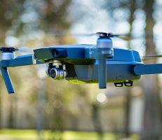Drohnen Einsatz Chine