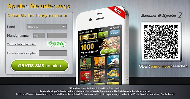 eurogrand casino download